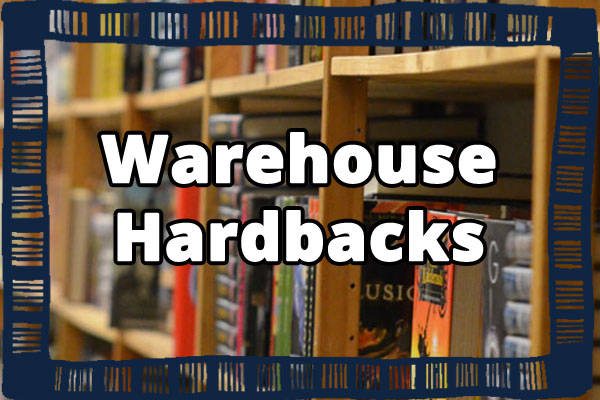 Warehouse Hardbacks Button