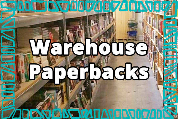 Warehouse Paperbacks Button