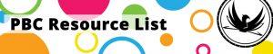 PBC Resource List